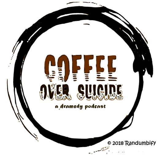 Cover art for podcast Coffee over Suicide