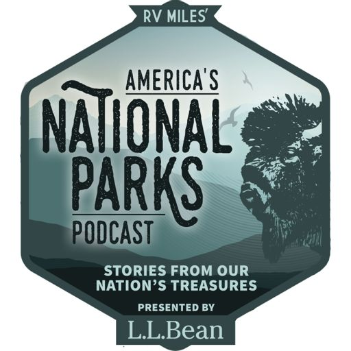 Cover art for podcast America's National Parks Podcast