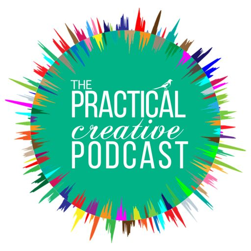 Cover art for podcast The Practical Creative