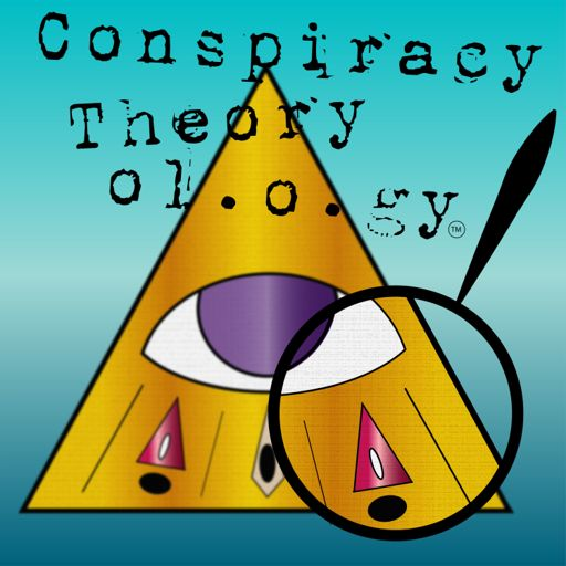 Cover art for podcast Conspiracy Theoryology
