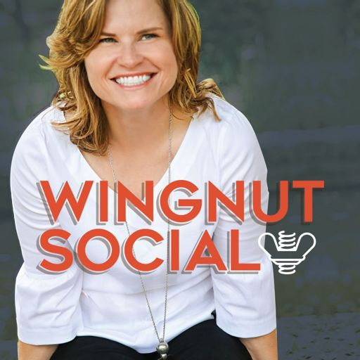 Cover art for podcast Wingnut Social: The Interior Design Marketing and Business Podcast