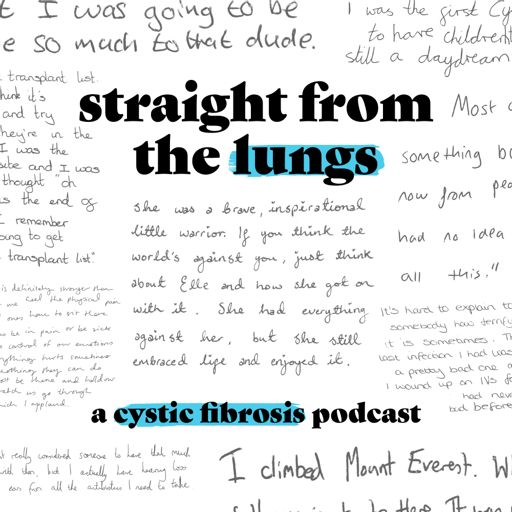 Cover art for podcast Straight from the Lungs