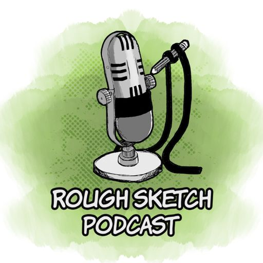 Cover art for podcast Rough Sketch Podcast