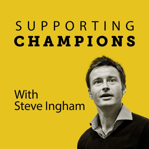 Cover art for podcast Supporting Champions