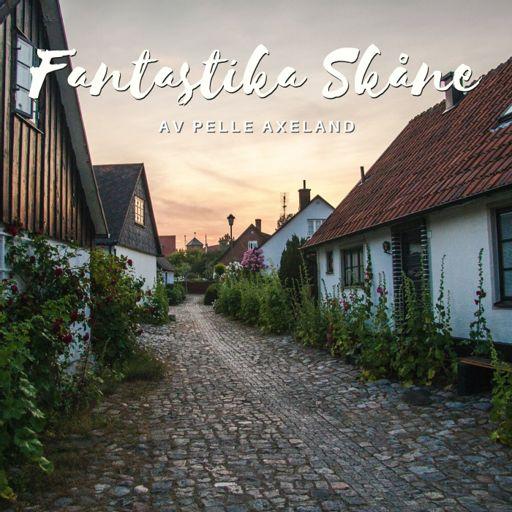 Cover art for podcast Fantastiska Skåne