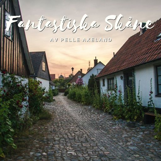 Cover art for podcast Fantastiska Skåne