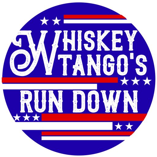 Whiskey Tango's Run Down album art