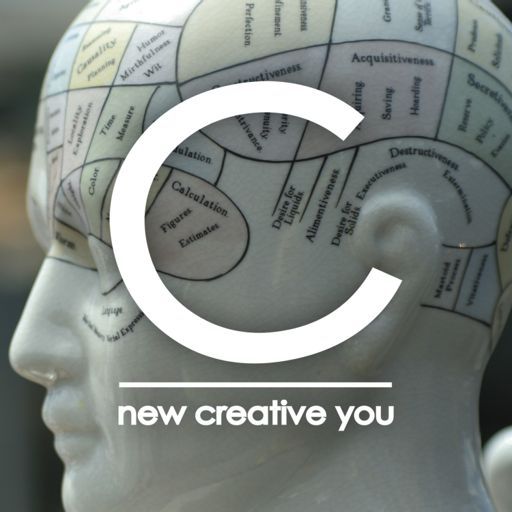 Cover art for podcast New Creative You - Creative Thinking Podcast