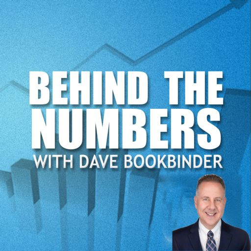 Cover art for podcast Behind The Numbers