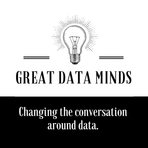 Cover art for podcast Great Data Minds