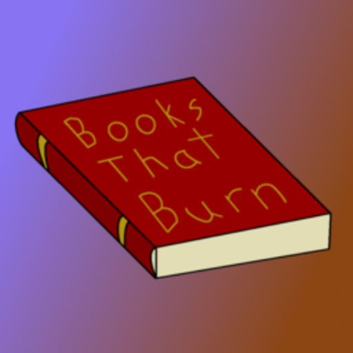 Cover art for podcast Books That Burn