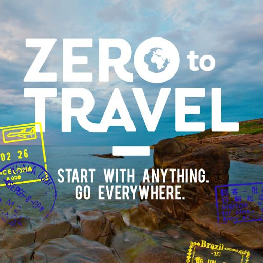 Cover art for podcast Zero To Travel Podcast