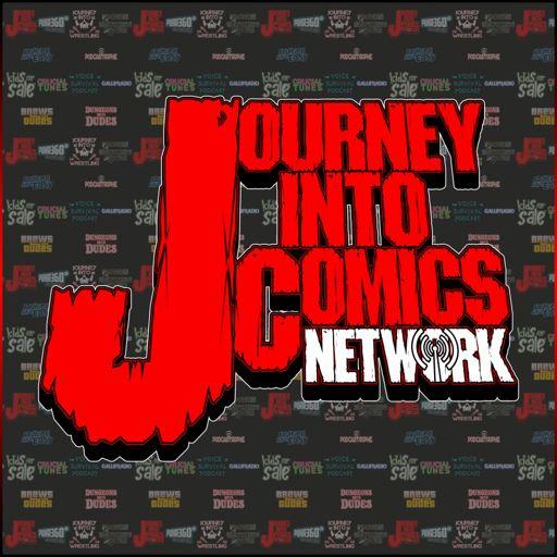 dc3e37e71 Journey Into Comics Network on RadioPublic
