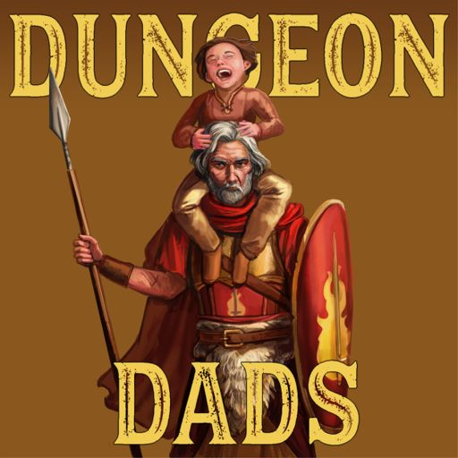 Cover art for podcast Dungeon Dads