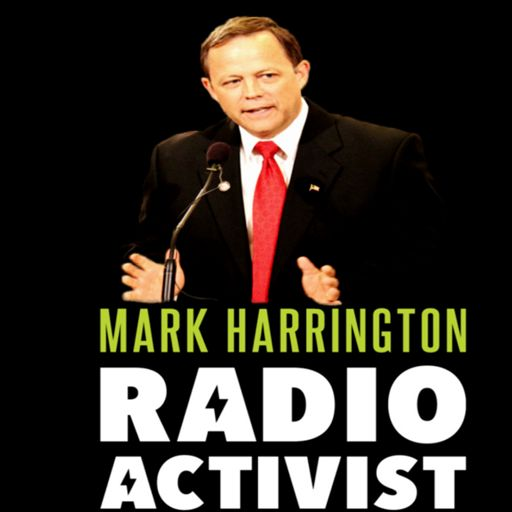 Cover art for podcast Activist Radio: The Mark Harrington Show