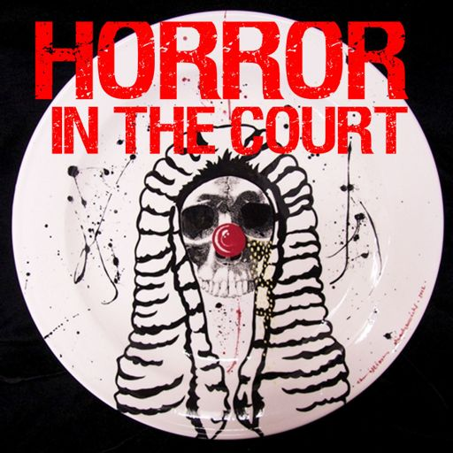 Cover art for podcast Horror In The Court Podcast