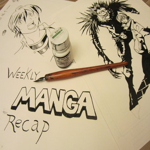 Eighto-Maneighto from Weekly Manga Recap on RadioPublic