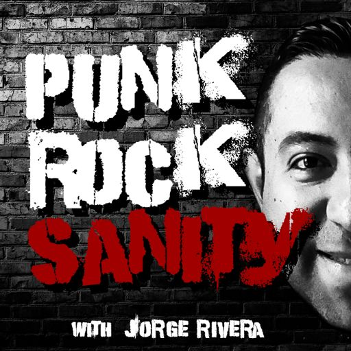 Cover art for podcast Punk Rock Sanity
