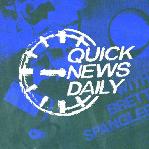 Cover art for podcast Quick News Daily Podcast