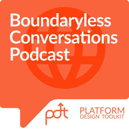 Cover art for podcast Boundaryless Conversations Podcast