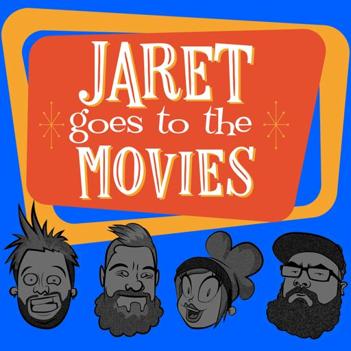 Cover art for podcast Jaret Goes to the Movies (Movie Reviews)