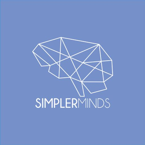 Cover art for podcast SimplerMinds