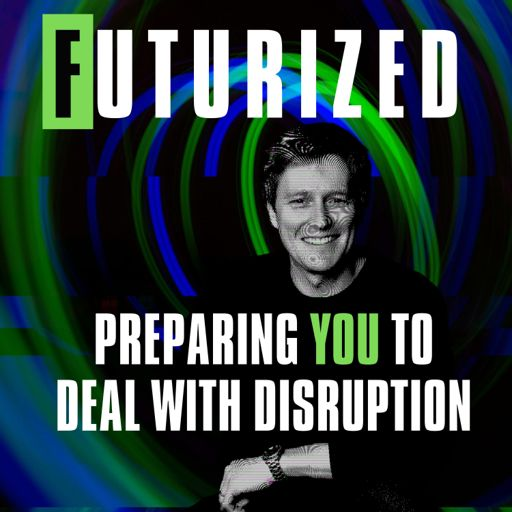 Cover art for podcast Futurized