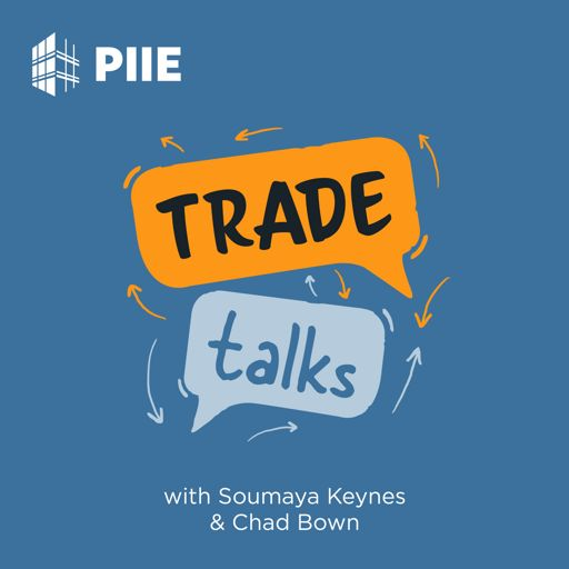Cover art for podcast Trade Talks