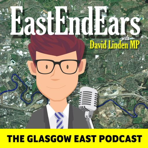 Cover art for podcast East End Ears
