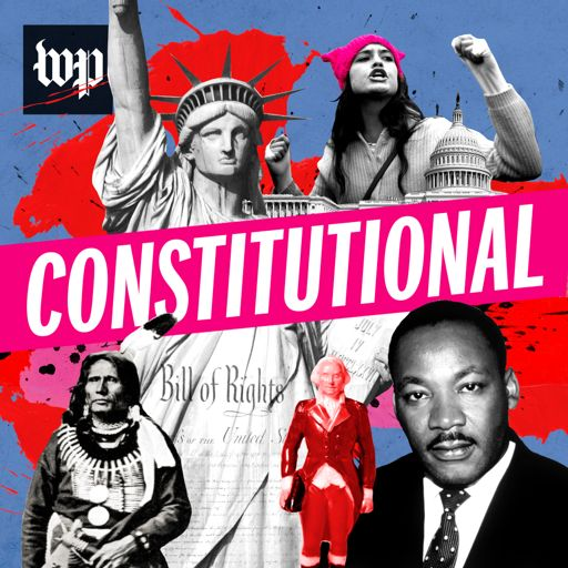 Cover art for podcast Constitutional