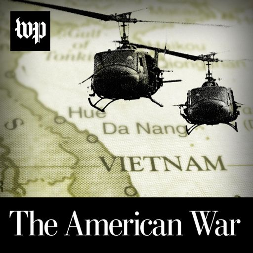 Cover art for podcast The American War