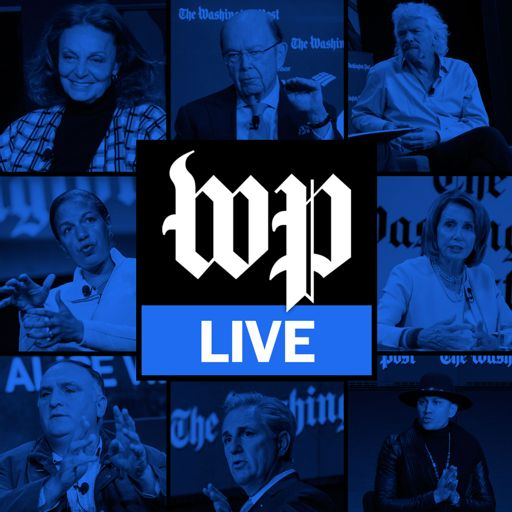 Cover art for podcast Washington Post Live