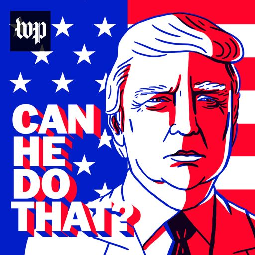 Cover art for podcast Can He Do That?