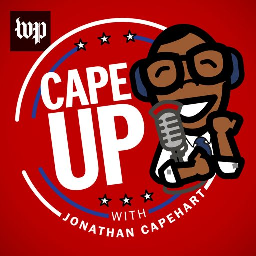 Cover art for podcast Cape Up with Jonathan Capehart