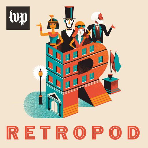 Cover art for podcast Retropod