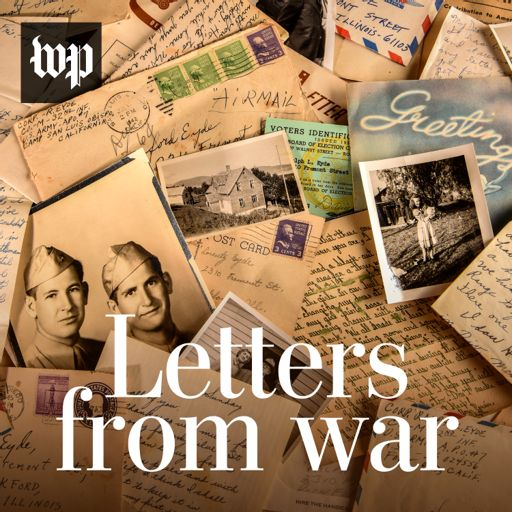 Cover art for podcast Letters From War