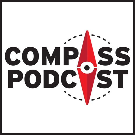 Cover art for podcast Compass Podcast: Finding the spirituality in the day-to-day