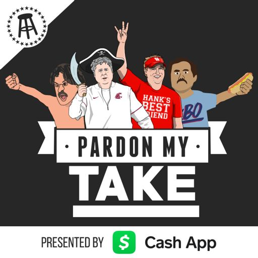 Denny Hamlin And Michael Jordan From Pardon My Take On