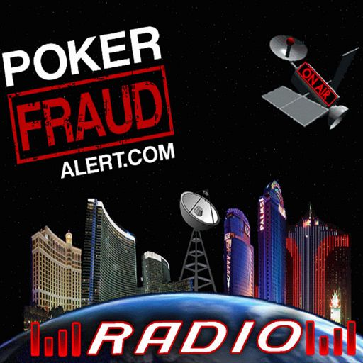 Cover art for podcast Poker Fraud Alert Radio