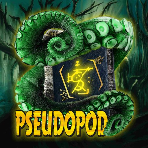 Cover art for podcast PseudoPod