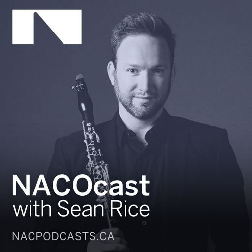 Cover art for podcast NACOcast: Classical music podcast with Sean Rice