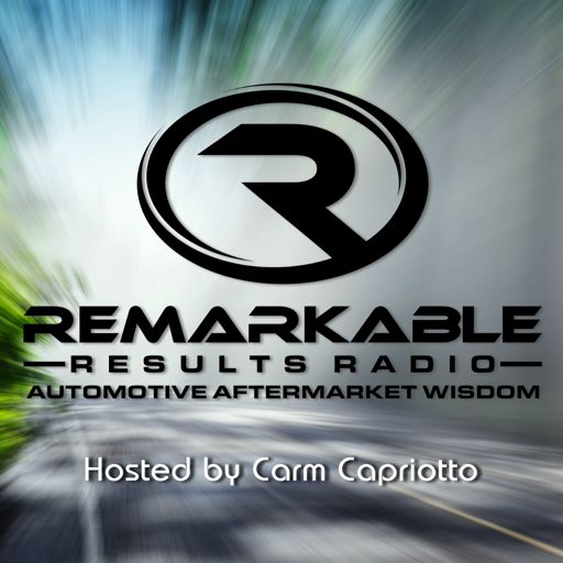 Cover art for podcast Remarkable Results Radio Podcast