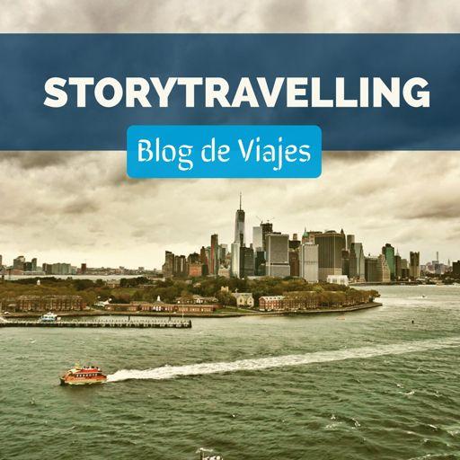 Cover art for podcast Blog de Viajes StoryTravelling