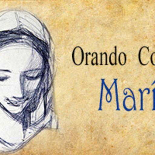 90a82738c3f8 Orando con María  Mary Alario