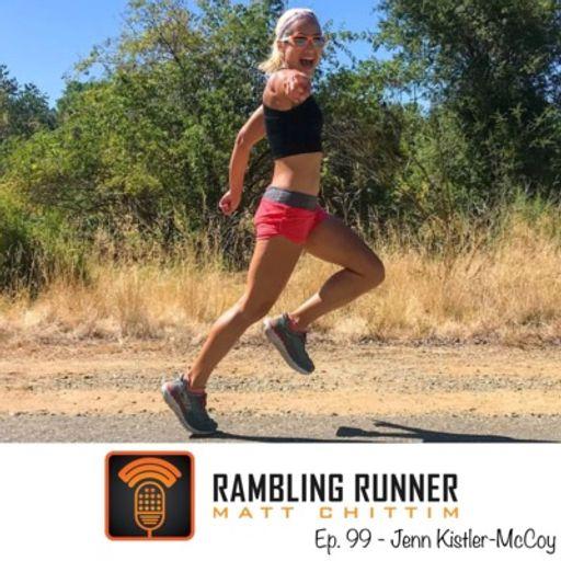 99 Jenn Kistler-McCoy - @seejennrun from The Rambling Runner