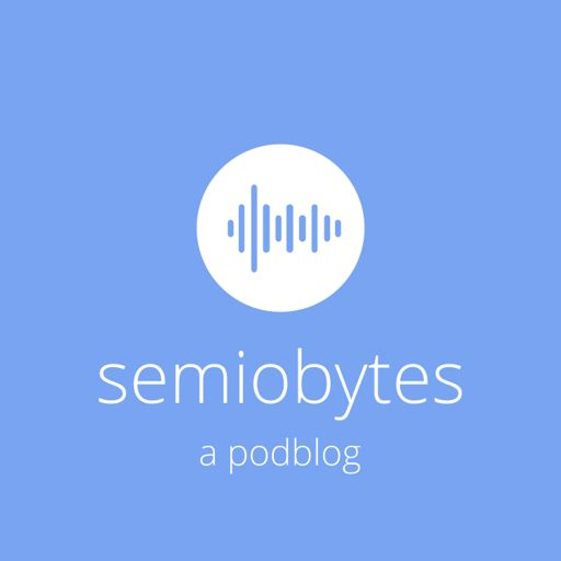Cover art for podcast SemioBytes