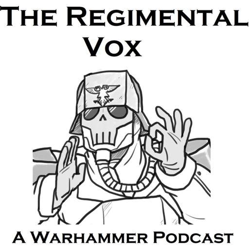 The Regimental Vox on RadioPublic