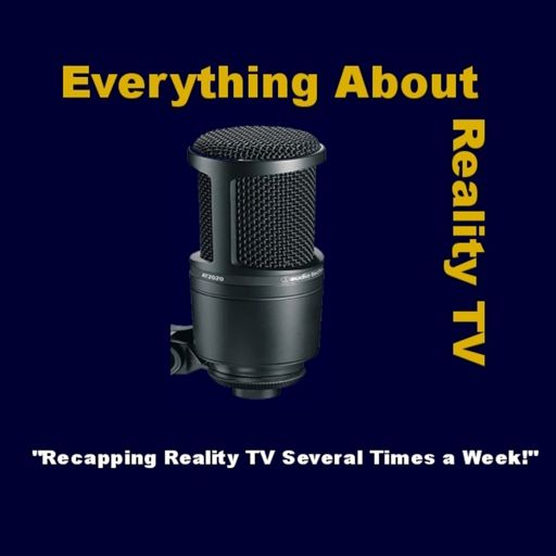 Cover art for podcast Everything About Reality TV