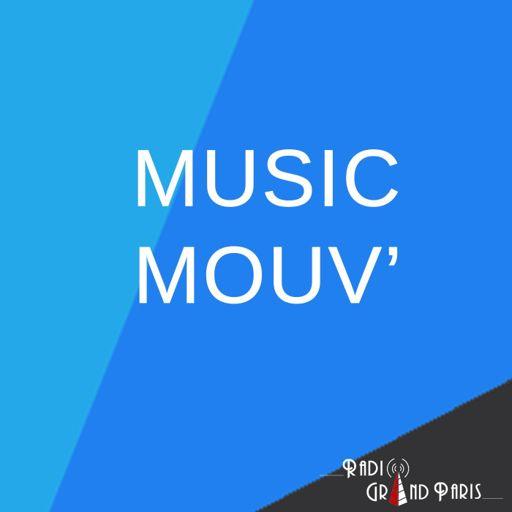 Cover art for podcast Music Mouv'
