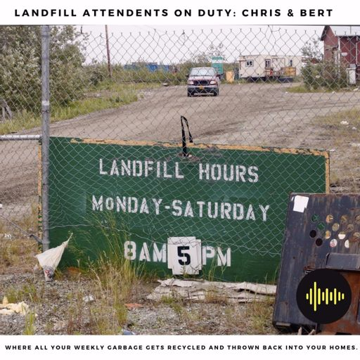 Cover art for podcast THE LANDFILL